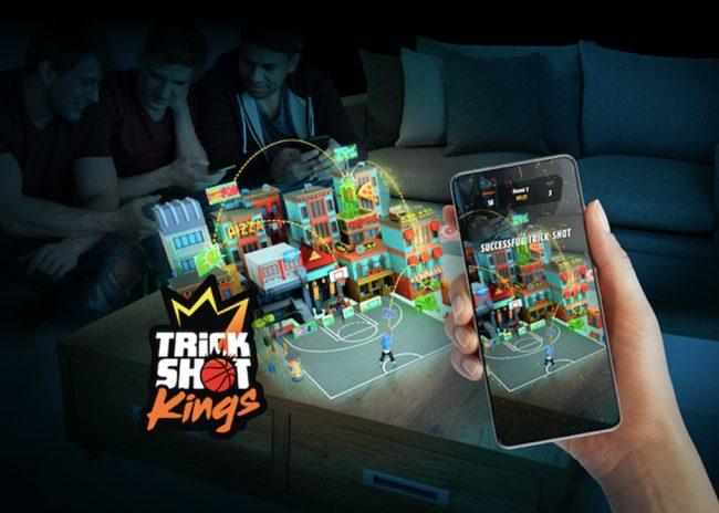 trickshot kings app advertisement